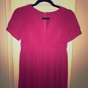 Talbots Pink Dress